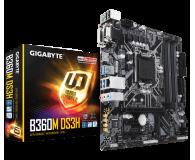 Gigabyte B360M DS3H - 421740 - zdjęcie 1