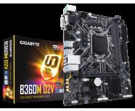Gigabyte B360M D2V - 421736 - zdjęcie 1