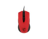 MSI Clutch GM40 Gaming (Czerwona) - 420102 - zdjęcie 1