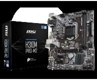 MSI H310M PRO-M2 - 422199 - zdjęcie 1