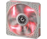 Bitfenix Spectre PRO 120mm czerwony LED (biały) - 420054 - zdjęcie 1