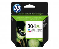 HP 304XL N9K07AE CMY 330 str. - 423474 - zdjęcie 1