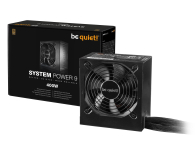 be quiet! System Power 9 400W 80 Plus Bronze - 423077 - zdjęcie 1