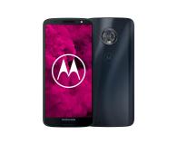 Motorola Moto G6 3/32GB Dual SIM granatowy + etui + 32GB - 483085 - zdjęcie 2