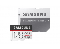 Samsung 128GB microSDXC PRO Endurance UHS-I 100MB/s  - 429923 - zdjęcie 4