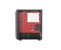 Phanteks Eclipse P300 Tempered Glass czerwony/czarny - 428337 - zdjęcie 3