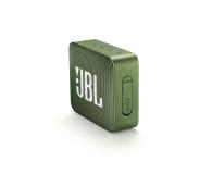 JBL GO 2 Zielony - 427966 - zdjęcie 3