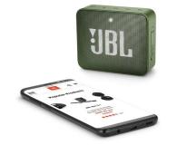 JBL GO 2 Zielony - 427966 - zdjęcie 6
