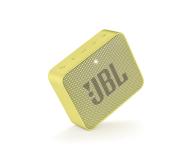 JBL GO 2 Żółty - 427975 - zdjęcie 4