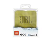 JBL GO 2 Żółty - 427975 - zdjęcie 5