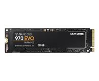Dysk SSD  Samsung 500GB 970 EVO M.2 2280 NVMe