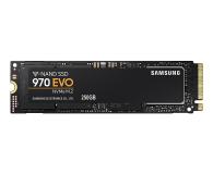 Dysk SSD  Samsung 250GB 970 EVO M.2 2280 NVMe
