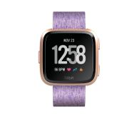 Fitbit Versa Lawendowy Special Edition  - 429976 - zdjęcie 3
