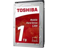 Toshiba 1TB 5400obr. 128MB L200 Mobile 7mm OEM - 430678 - zdjęcie 2