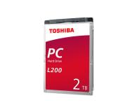 Toshiba L200 Mobile 2TB 5400obr. 128MB  - 430680 - zdjęcie 1