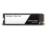 Dysk SSD  WD 250GB M.2 2280 PCI-E SSD Black