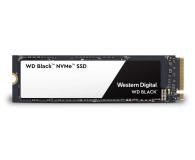 WD 250GB M.2 2280 PCI-E SSD Black - 429576 - zdjęcie 1