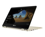 ASUS ZenBook Flip UX461 i5-8250U/8GB/256GB/Win10 złoty - 430994 - zdjęcie 3