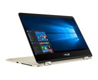 ASUS ZenBook Flip UX461 i5-8250U/8GB/256GB/Win10 złoty - 430994 - zdjęcie 1