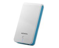ADATA Power Bank P20100 20100 mAh 2.1A (biało-niebieski) - 426259 - zdjęcie 1