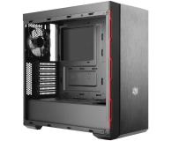 Cooler Master MasterBox MB600L czarno-czerwona USB 3.0 - 420782 - zdjęcie 5