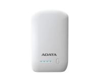 ADATA Power Bank P10050 10050 mAh 2.4A (biały) - 426255 - zdjęcie 1