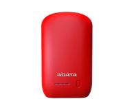 ADATA Power Bank P10050 10050 mAh 2.4A (czerwony) - 427672 - zdjęcie 1
