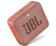 JBL GO 2 Cynamonowy - 427913 - zdjęcie 2