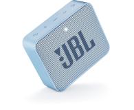 JBL GO 2 Błękitny - 427914 - zdjęcie 2