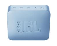 JBL GO 2 Błękitny - 427914 - zdjęcie 3