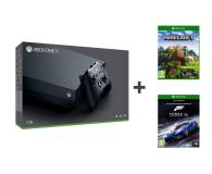 Microsoft Xbox One X 1TB + Minecraft Ex + Forza Motorsport 6 - 424076 - zdjęcie 1