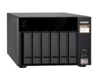 QNAP TS-673-8G (6xHDD, 4x2.1-3.4GHz,8GB,4xUSB,4xLAN)  - 434210 - zdjęcie 1