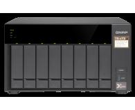 QNAP TS-873-4G (8xHDD, 4x2.1-3.4GHz, 4GB,4xUSB,4xLAN)  - 434212 - zdjęcie 2
