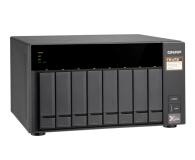 QNAP TS-873-4G (8xHDD, 4x2.1-3.4GHz, 4GB,4xUSB,4xLAN)  - 434212 - zdjęcie 1
