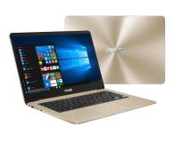 ASUS ZenBook UX430UA i5-8250U/8GB/256SSD/Win10 Złoty - 434416 - zdjęcie 1