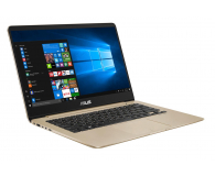 ASUS ZenBook UX430UA i5-8250U/8GB/256SSD/Win10 Złoty - 434416 - zdjęcie 4
