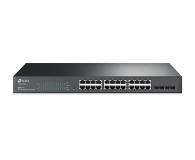 TP-Link 28p T1600G-28TS(TL-SG2424) (24x1000Mbit,4xSFP) - 127185 - zdjęcie 1
