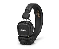 Marshall Major II Bluetooth Czarne - 434477 - zdjęcie 1