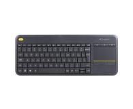 Logitech  Wireless Touch K400 Plus czarna  - 336107 - zdjęcie 1