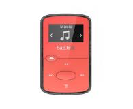 SanDisk Clip Jam 8GB czerwony - 431814 - zdjęcie 1