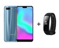 Honor 10 LTE Dual SIM 128 GB szary + Smartband - 436646 - zdjęcie 1