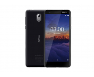 Nokia 3.1 Dual SIM czarny - 436678 - zdjęcie 1