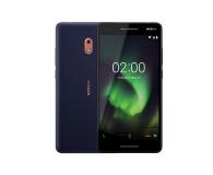 Nokia 2.1 Dual SIM niebieski - 436684 - zdjęcie 1