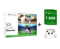 Microsoft Xbox ONE S 500GB+Horizon 3+Pad+FIFA 18+ GOLD 6M - 387057 - zdjęcie 1