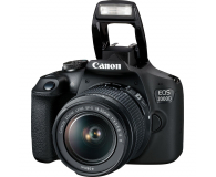 Canon EOS 2000D 18-55 IS VUK - 449561 - zdjęcie 9