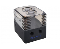 Alphacool Eissturm Gaming Copper 30 1x120mm - complete kit - 422857 - zdjęcie 4
