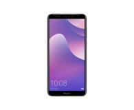 Huawei Y7 Prime 2018 Niebieski - 422031 - zdjęcie 2