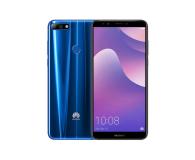 Huawei Y7 Prime 2018 Niebieski - 422031 - zdjęcie 1