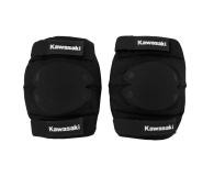 Kawasaki Ochraniacze na łokcie i kolana czarne S  - 432133 - zdjęcie 1