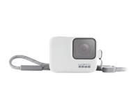GoPro Etui + Smycz białe  - 434615 - zdjęcie 1